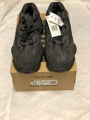 $ CDN725.01 • Buy Adidas Yeezy 500 Utility Black New In Box Size 11