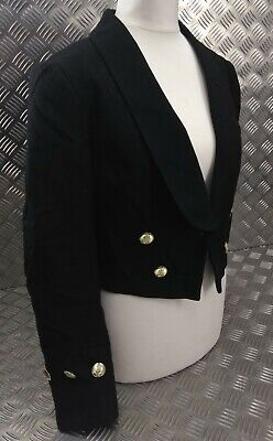 £64.99 • Buy Genuine Royal Navy Issue Woman's Senior Rates CPO Mess Dress Jacket WRNS