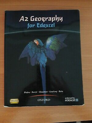 £4.99 • Buy A2 Geography For Edexcel Student Book.