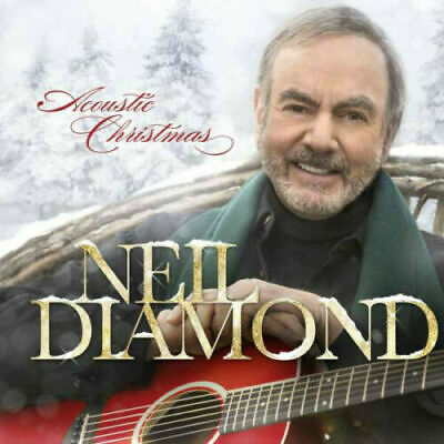Neil Diamond ‎– Acoustic Christmas [New & Sealed] 12  Vinyl  • 7.99£