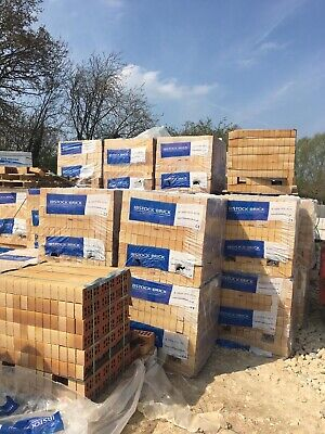 Ibstock Bricks From £400 Per Thousand Lots Of Types In Stock • 400£