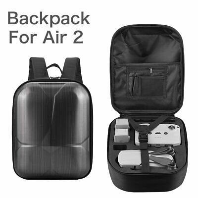 AU39.27 • Buy Backpack For DJI Mavic Air 2 / Air 2S Hard Shell Carrying Case Bag Waterproof