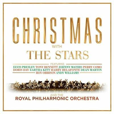 Christmas With The Stars (Various Artists) [New & Sealed] CD • 2.99£