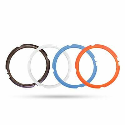 $17.49 • Buy Silicone Sealing Ring Compatible With Instant Pot 3 Quart Models, 3