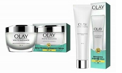 AU22.52 • Buy Olay White Radiance Advanced Whitening Skin Cream Moisturizer, SPF 24