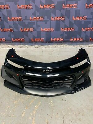 $1099.98 • Buy 2018 Chevrolet Camaro Zl1 1le Oem Front Bumper Cover -local Pick Up Only-