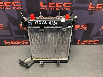 $149.98 • Buy 2018 Chevrolet Camaro Zl1 1le Oem Lh Driver Auxiliary Radiator