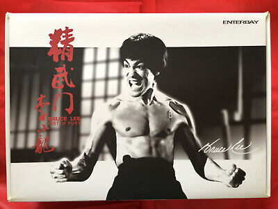 $1099.95 • Buy BRUCE LEE FIST OF FURY 1/6 Figure Set Exclusive SIGNED CERT + Extra BL3.5 BODY