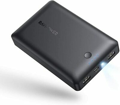 AU43.28 • Buy Portable Charger RAVPower 16750mAh Power Bank USB External Battery Pack With Hig