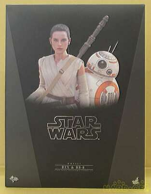 $ CDN507.79 • Buy Hot Toys Star Wars Movie Masterpiece The Force Awakens REY & BB-8 1/6 From Japan