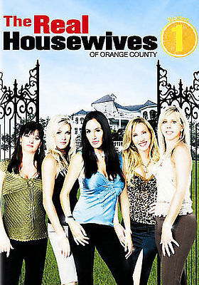 £1.24 • Buy The Real Housewives Of Orange County: Season One (DVD, 2007, 2-Disc Set)