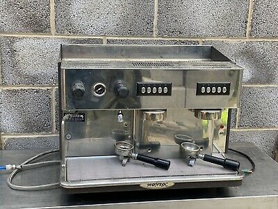Exobar Monroc 2 Group Coffee Machine Industrial Commercial Cafe Coffee Shop • 495£