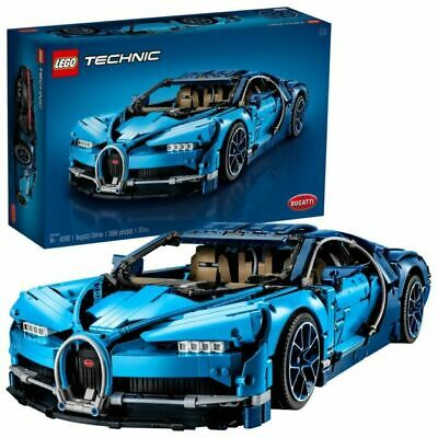 $449.99 • Buy LEGO Technic Bugatti Chiron 42083 Race Car Building Kit And Engineering Toy