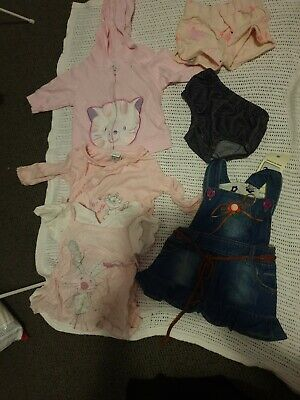 AU30 • Buy Baby Girls Clothing 0-3 Months 000 Mixed Items