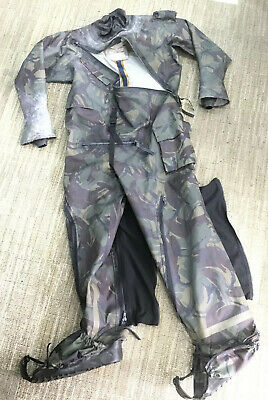 Immersion Suit ISBO DPM Command SBS SAS Royal Marines 180/104 Used #2761 • 79.95£