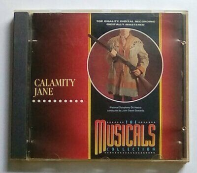 Calamity Jane - The Musicals Collection 19 - Orbis CD • 4.95£