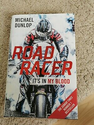 Michael Dunlop Road Racer Its In My Blood Rrp £20! • 7.50£