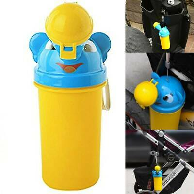 Baby Boys Portable Urinal Travel On The Go Training Toilet Car Potty UK • 6.59£