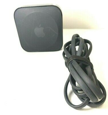 AU58.69 • Buy Apple TV A1378 3rd Gen 8GB HD Media Streamer With Power Cable No Remote #7511