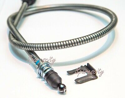 AU30.99 • Buy HANDBRAKE CABLE HQ HJ HX HZ WB REAR DRUM Ute/VAN, 1 Tonner Hand Brake With Clip