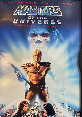 $19.99 • Buy Masters Of The Universe (DVD, 2001)