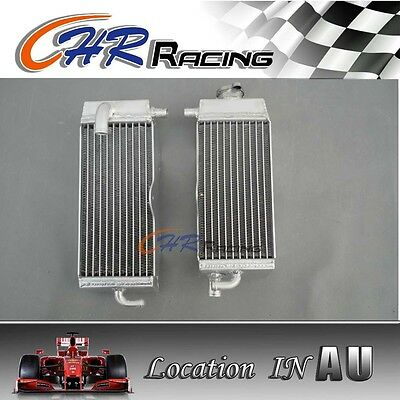 AU119 • Buy For Yamaha YZ125 YZ 125 1996-2001 Aluminum Radiator 1997 1998 1999 2000