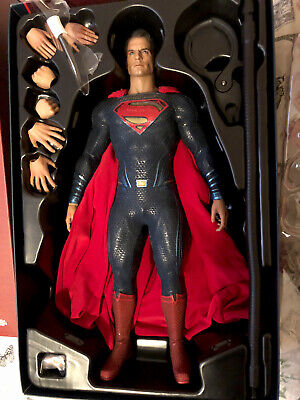 $ CDN591.82 • Buy Hot Toys Batman V Superman Hot Toys MMS343 BvS SUPERMAN W/Kryptonite 1/6 Figure