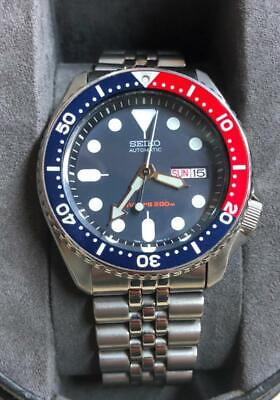 $ CDN453.34 • Buy Seiko Men's SKX009 Stainless Steel Automatic Dive Watch 7S26-0020