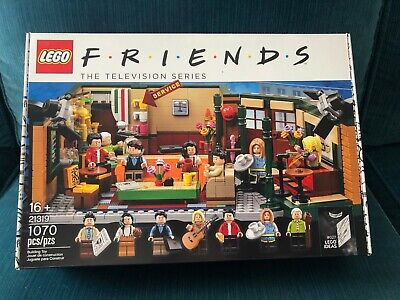 $80 • Buy LEGO 21319 Ideas Friends Central Perk Complete