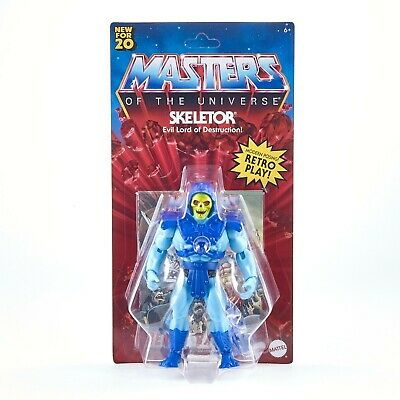 $39.99 • Buy Masters Of The Universe Origins Skeletor 5.5-In Action Figure, Battle Figures