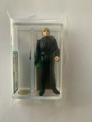 $ CDN445 • Buy Star Wars Luke Skywalker Jedi Knight AFA U90 Vintage