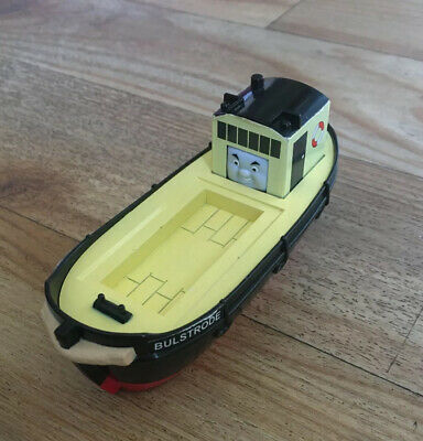 """Thomas Trackmaster- BULSTRODE THE BOAT- 2006 Hit Toy Company-5""""- Plastic- Used • 9.50£"""