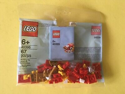 $16.90 • Buy LEGO 40395 - Chinese New Years Dragon - Brand New Mini Build Polybag - Jan 2020