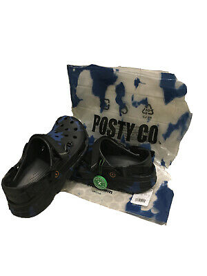 $112 • Buy StockX Verified - Post Malone Duet Max Crocs. Dead Stock With Box (Below Resale)