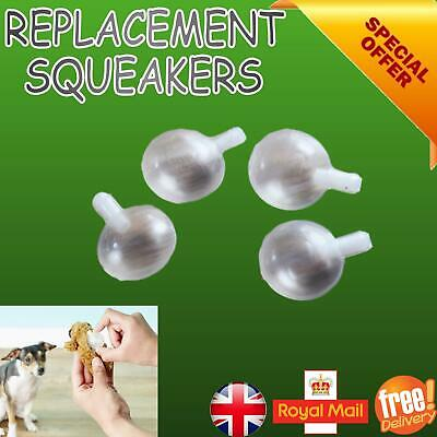 £4.55 • Buy Soft Toy Replacement Squeakers, Animal Safe, 25mm Dog Toy Squeakers