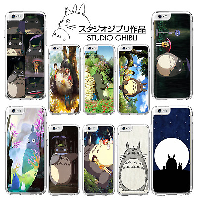My Neighbor Totoro Studio Ghibli Anime Hard Case For IPod Touch 5th 6th 7th Gen • 6.99£