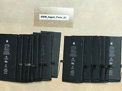 $ CDN270.67 • Buy Lot Of 20 OEM IPhone 7 Plus Used Batteries (working)