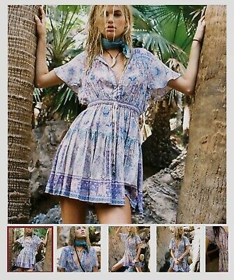 AU150 • Buy  Spell And The Gypsy Poinciana Mini Play Dress In Lilac