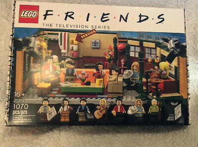 $59.99 • Buy Lego Friends Central Perk 21319 25th Anniversary Set TV BRAND NEW SEALED