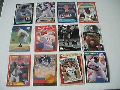 $ CDN1.35 • Buy Baseball Card Lots - All Hall Of Famers...Check It Out!!!