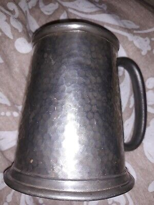 James Dixon &sons Tankard In Pewter • 25£
