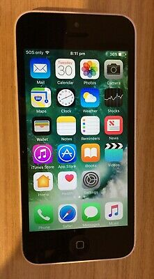 AU44 • Buy Apple IPhone 5c - 32GB - White (Unlocked) A1529 (GSM) Excellent Condition