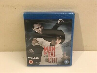 Man Of Tai Chi [Blu-ray] *New & Factory Sealed* Keanu Reeves Free Postage  • 5.99£