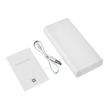 AU60.99 • Buy 1 X Power Bank Xiaomi 2C 20000mAh QC 3.0 Dual Output USB Portable Fast Charger