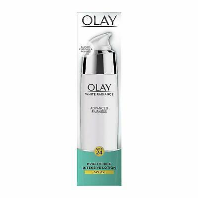 AU80.60 • Buy Olay White Radiance Advanced Whitening Brightening Intensive  Lotion, 75ml
