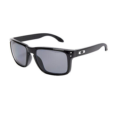 AU59.99 • Buy Mens Oakley Holbrook Sunglasses Polished Black Polarised Lens