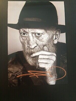 Frank Miller - Signed Printed Photo 6x4 • 2£