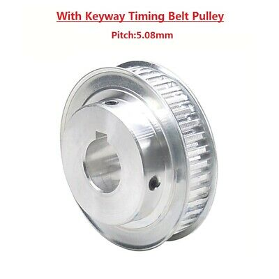 AU13.36 • Buy XL16-40T Timing Belt Pulley With Step/Keyway, Bore 8-25mm,For 10/15mm Width Belt