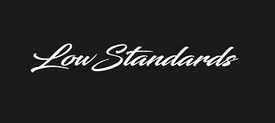 AU5.98 • Buy LOW STANDARDS Car Sticker Jdm Drift Turbo Window Jap Tuner Drift Subaru Brz