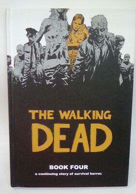 £18.19 • Buy Robert Kirkman Autographed THE WALKING DEAD Book Four 4 Hardcover Signed